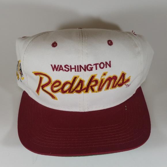 697970cb1850b Vintage Sports Specialties Washington Redskins Cap.  M 5b4bb88b194dadec564a6ef0